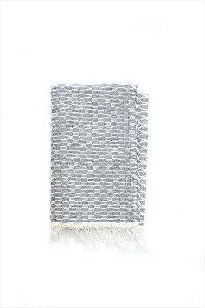 TakeCaire Rugs Light Grey White