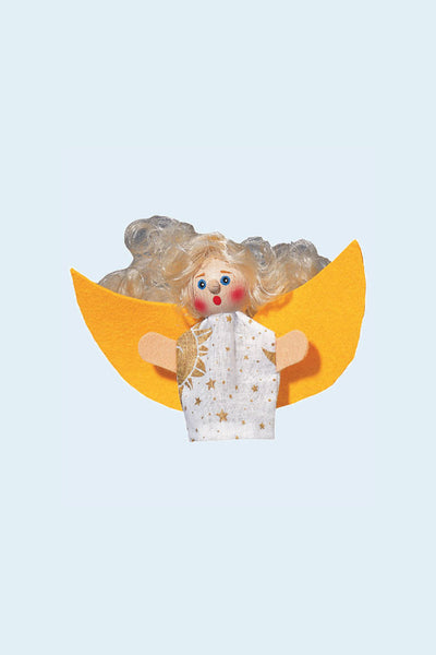 Guardian Angel Finger Puppet
