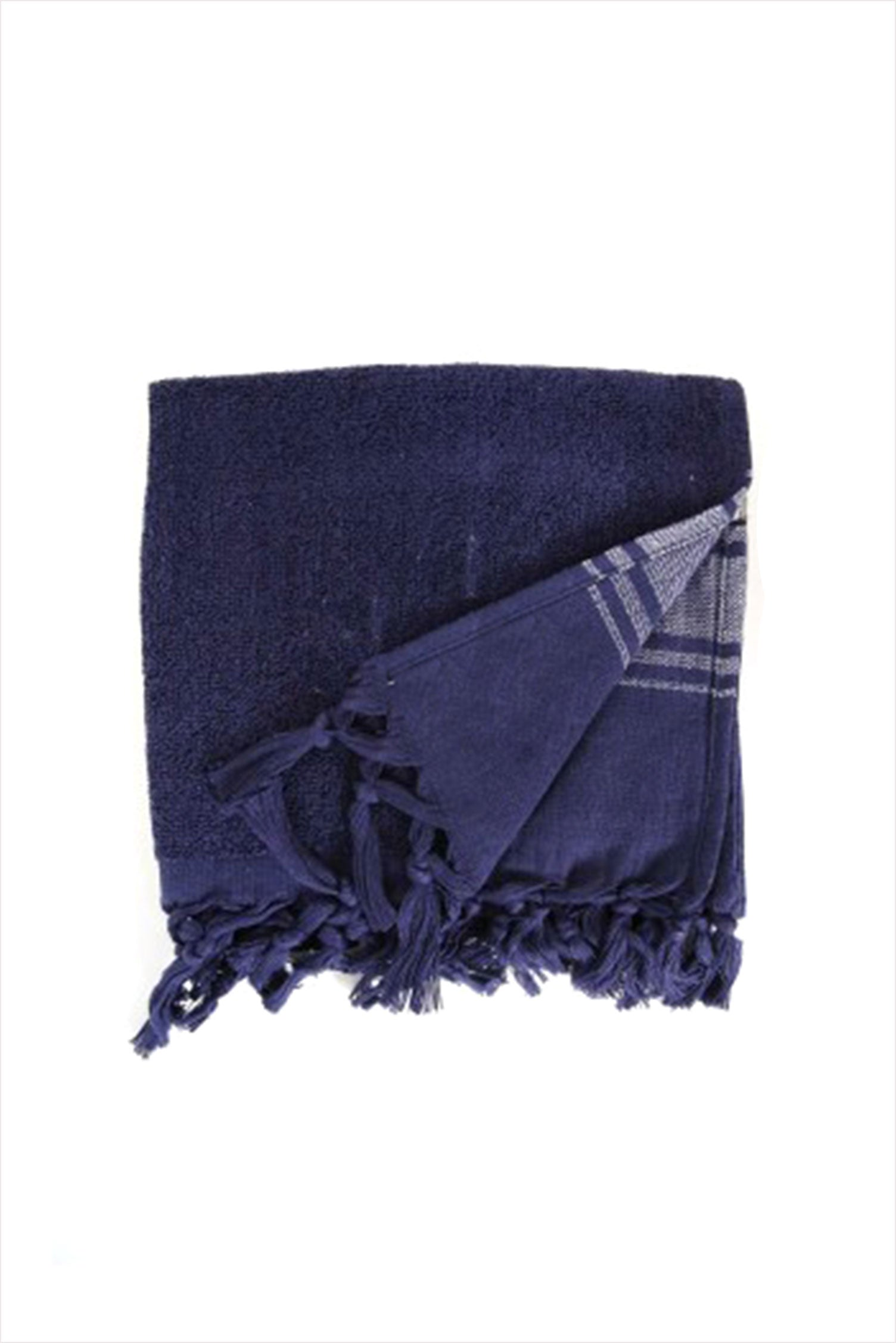 Fouta Canvas Light Terry Guest Towel