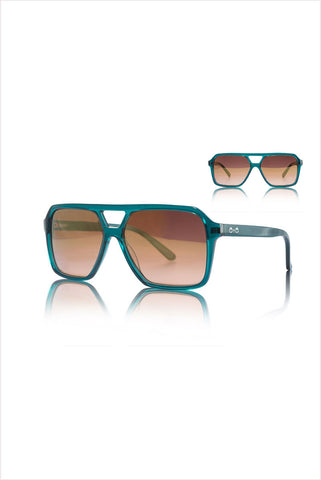 Hunter Absinthe Sunglasses
