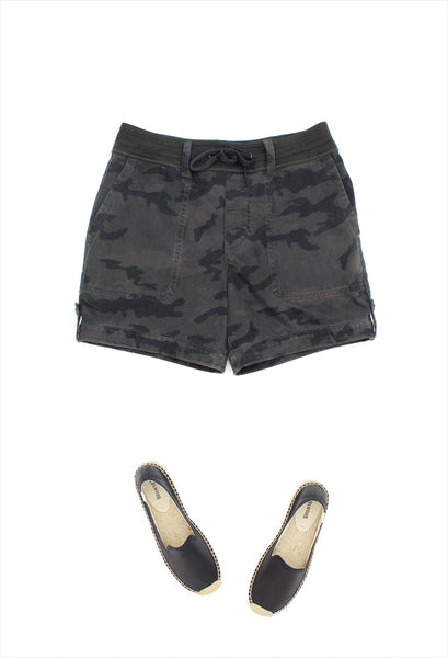 James Perse Pull On Cargo Short