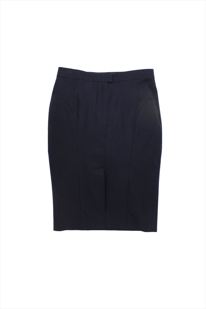 Hand-Tailored Pencil Skirt
