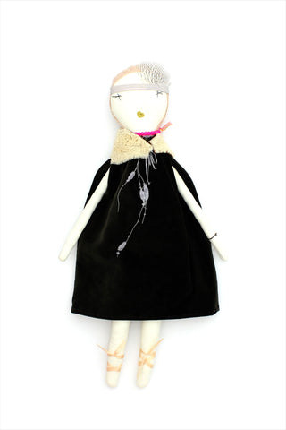 Jess Brown Phoebe Doll