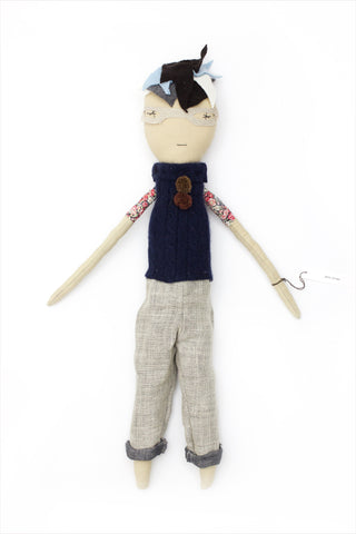 Jess Brown Joe Doll