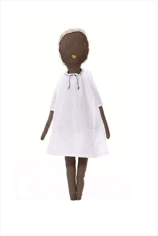 Jess Brown Domi Nightie Doll