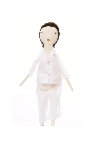Jess Brown Domi PJ Doll