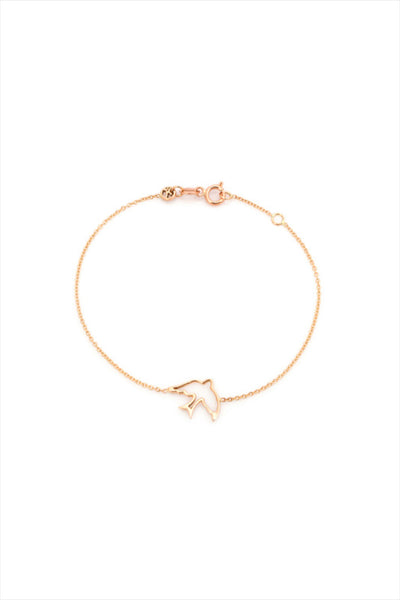 Minnos Bird Wire Bracelet