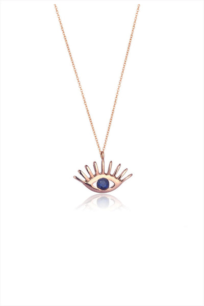 Evil Eye Small Necklace