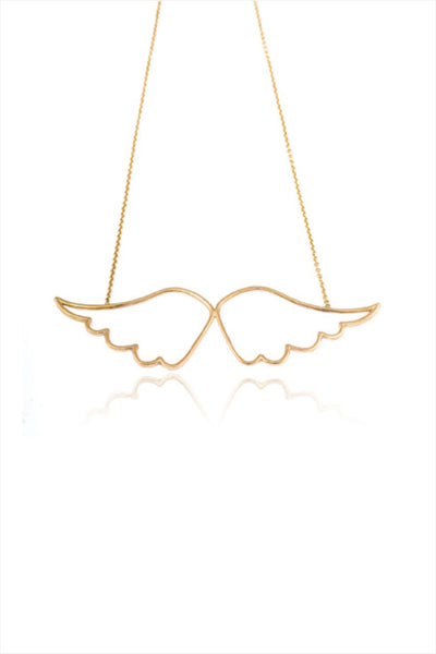 Wings Big Necklace