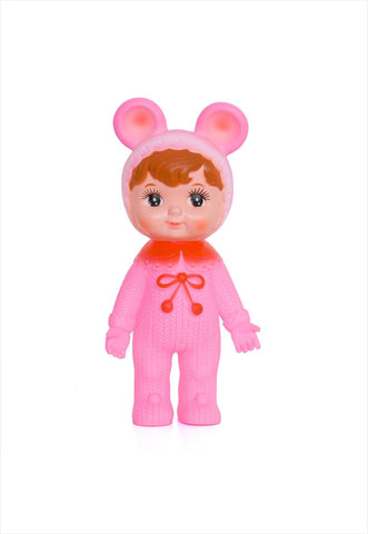 Sister Pink Woodland Doll