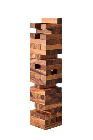 Large Tumbling Tower Game
