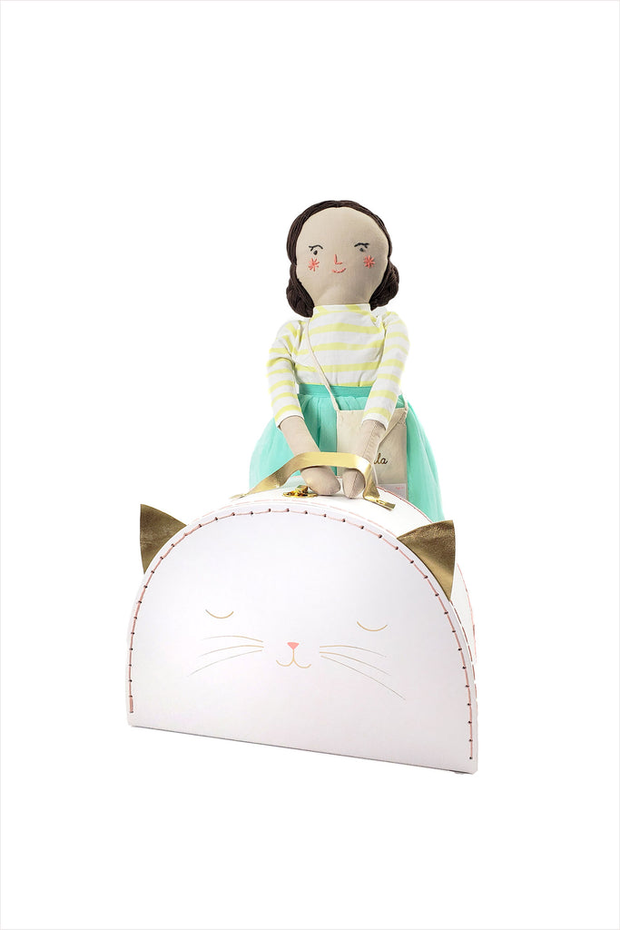 Lila Doll & Cat Case Wardrobe Pack