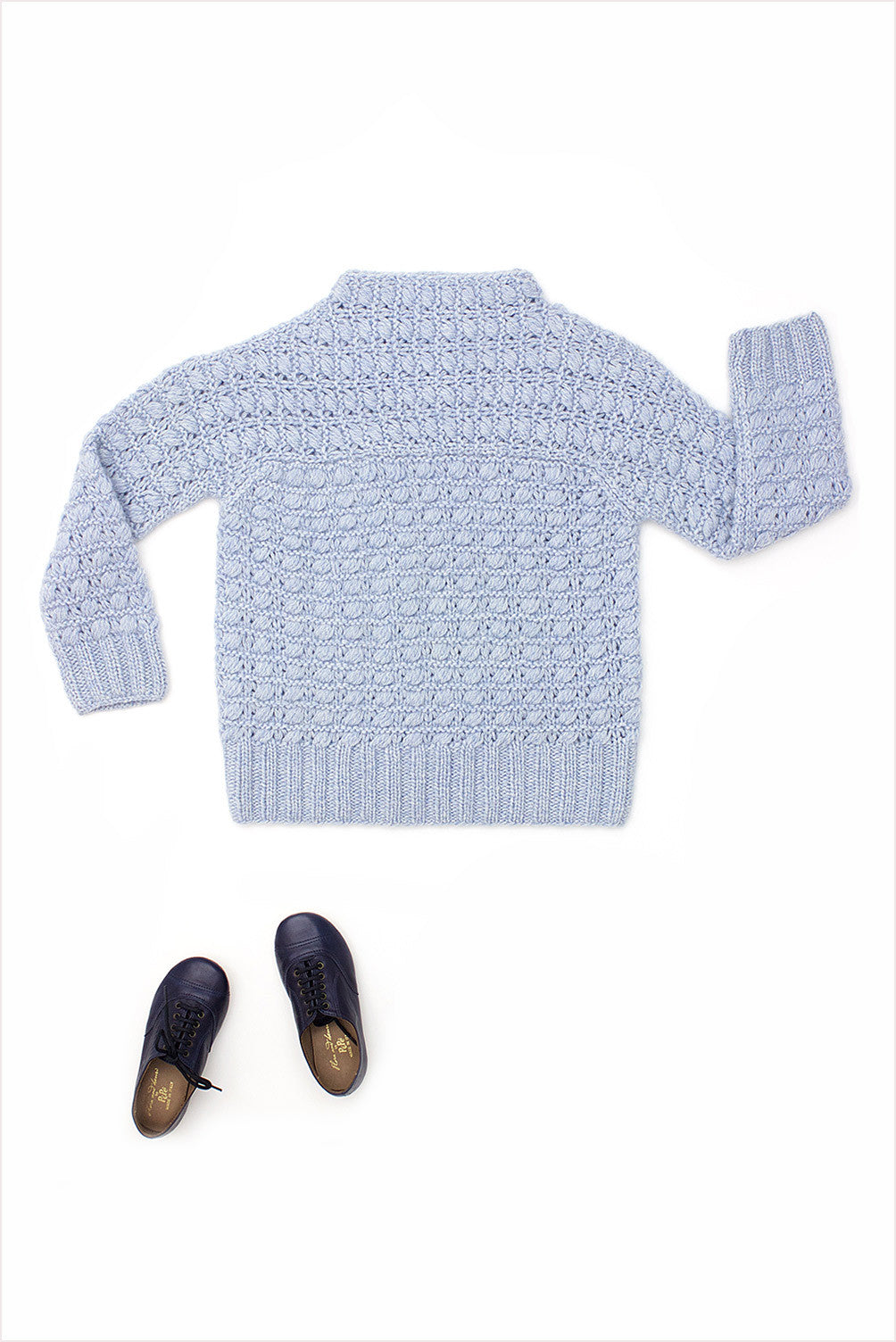 Cashmere Luxembourg Sweater