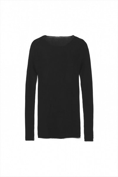 AIAYU Madigan Sweater Black