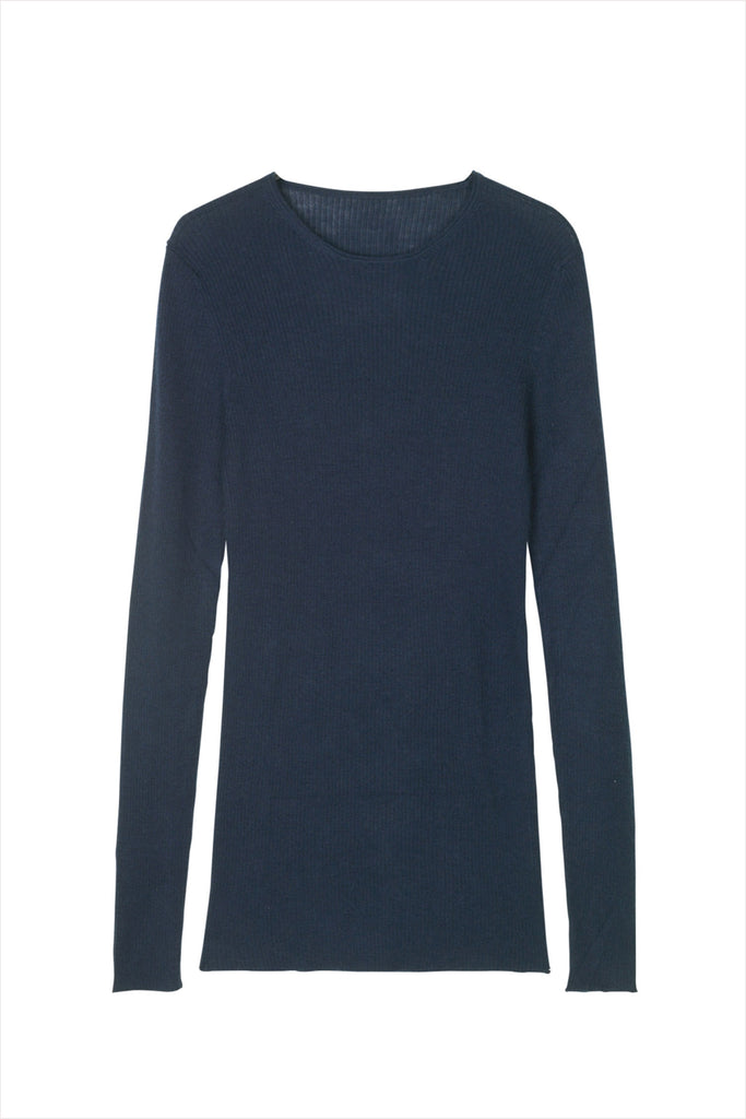 AIAYU Madigan Sweater Navy