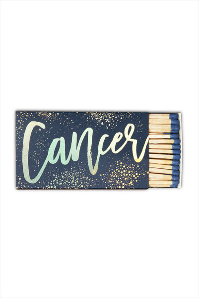 Cancer Zodiac Matches