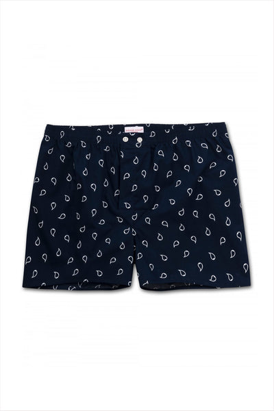 Derek Rose Men's Modern Fit Boxer Short Nelson 74