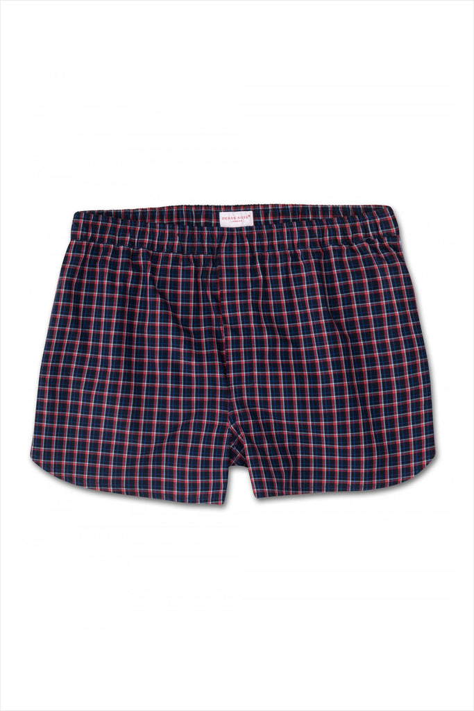 Derek Rose Men's Modern Fit Boxer Short Barker 22