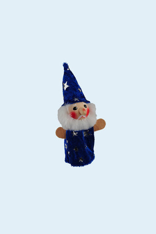 Merlin the Wizard Finger Puppet