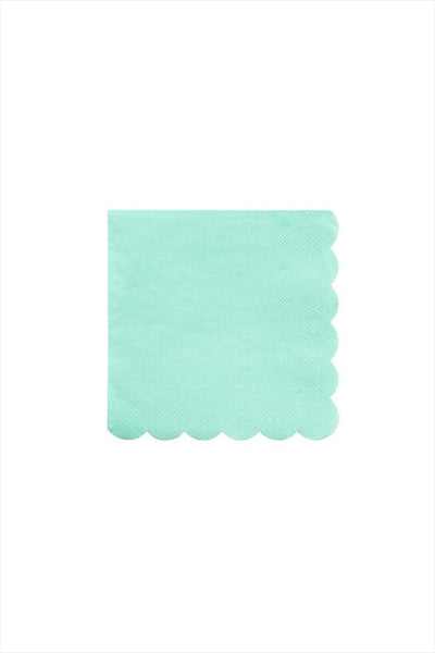 Mint Small Napkins
