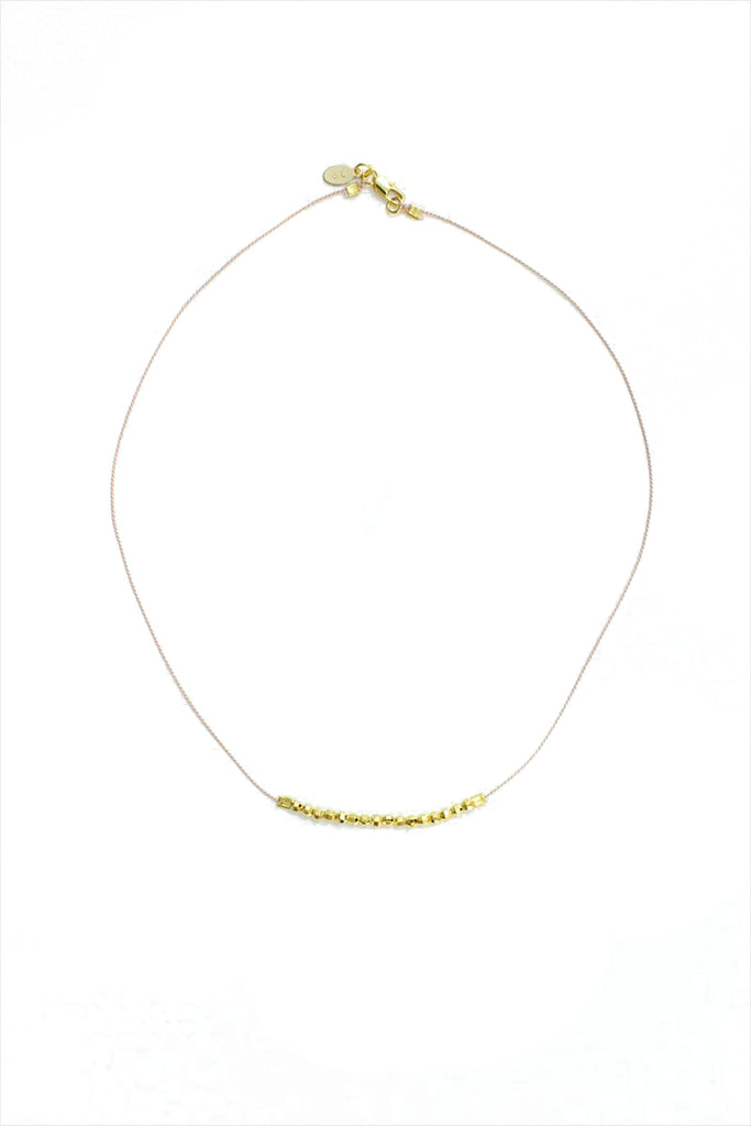 Mirror Ball Necklace