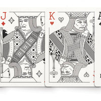 Cina Playing Cards Multi Color