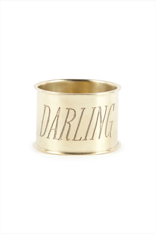 Darling Endearment Napkin Ring