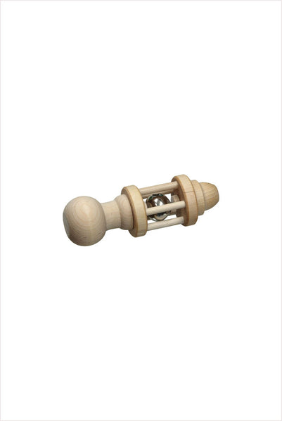 Natural Bell Rattle