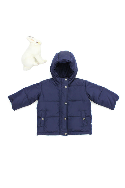 Sample Sale Baby Parka 12month Navy