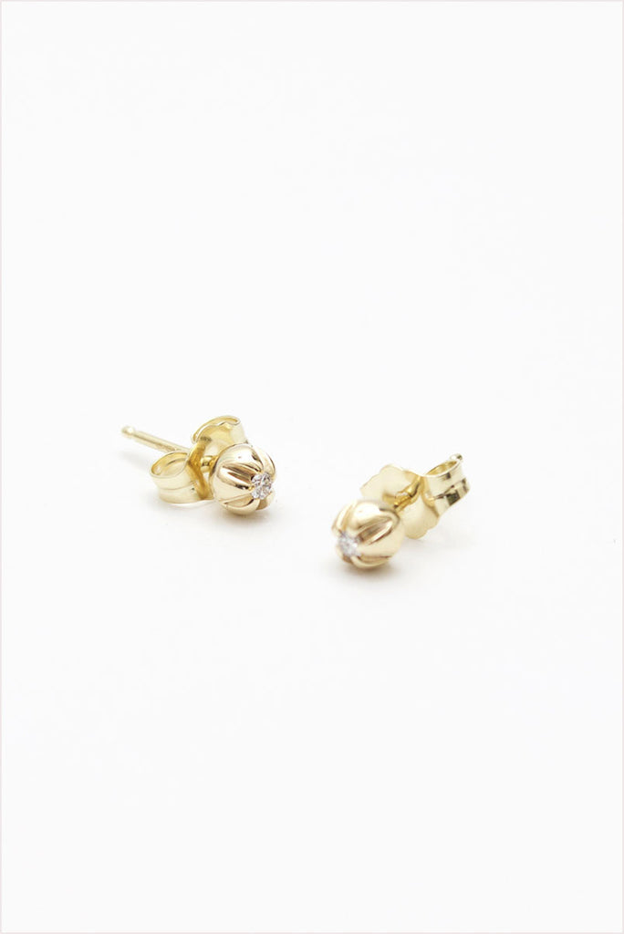 Large Bud Earrings
