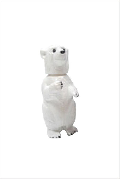 Nodding Bear White