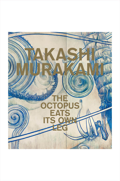 Takashi Murakami The Octopus Eats Its Own Leg