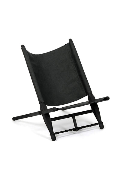 OGK Chair Black On Black