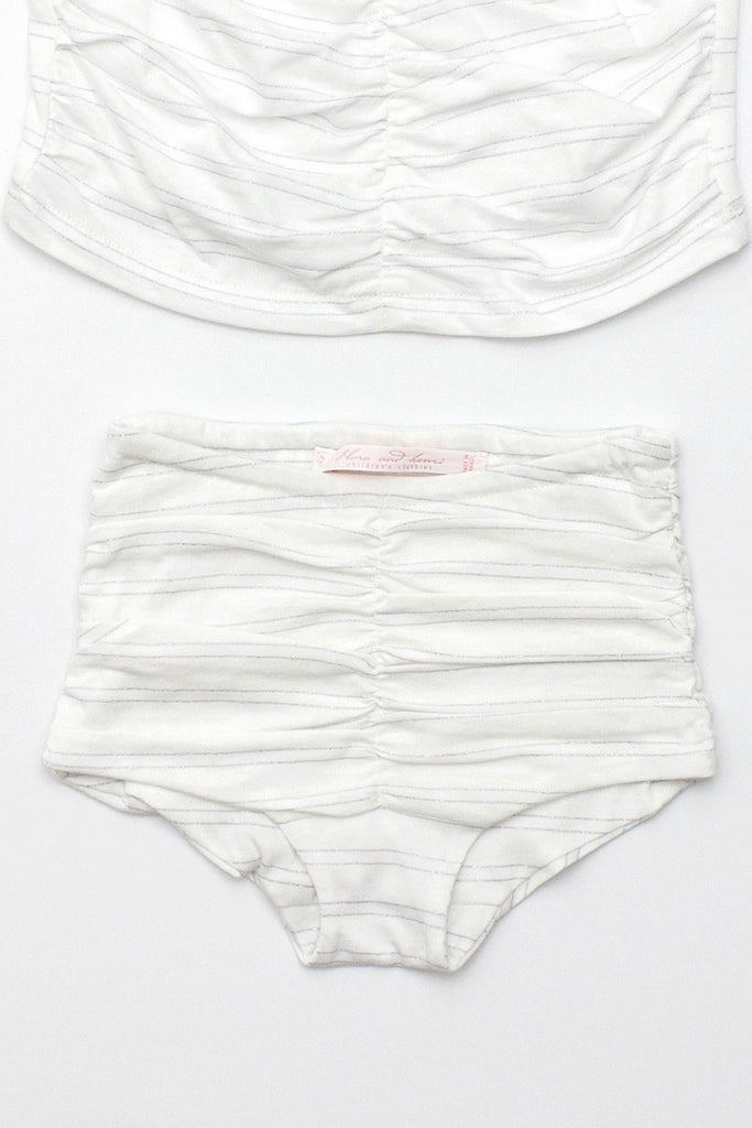 Pascale Stripe Short