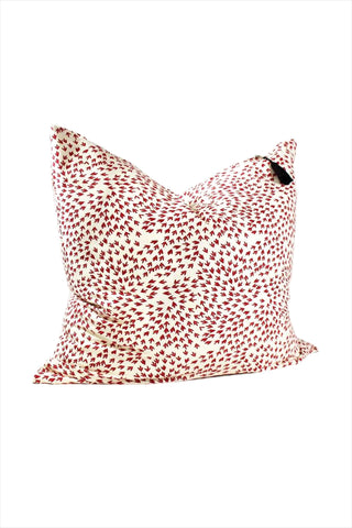 Pillow 26 x 26 Volee Red