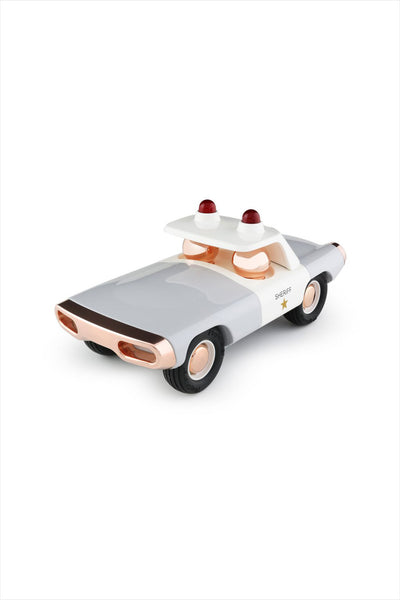 Maverick Heat Sheriff Car White/Grey