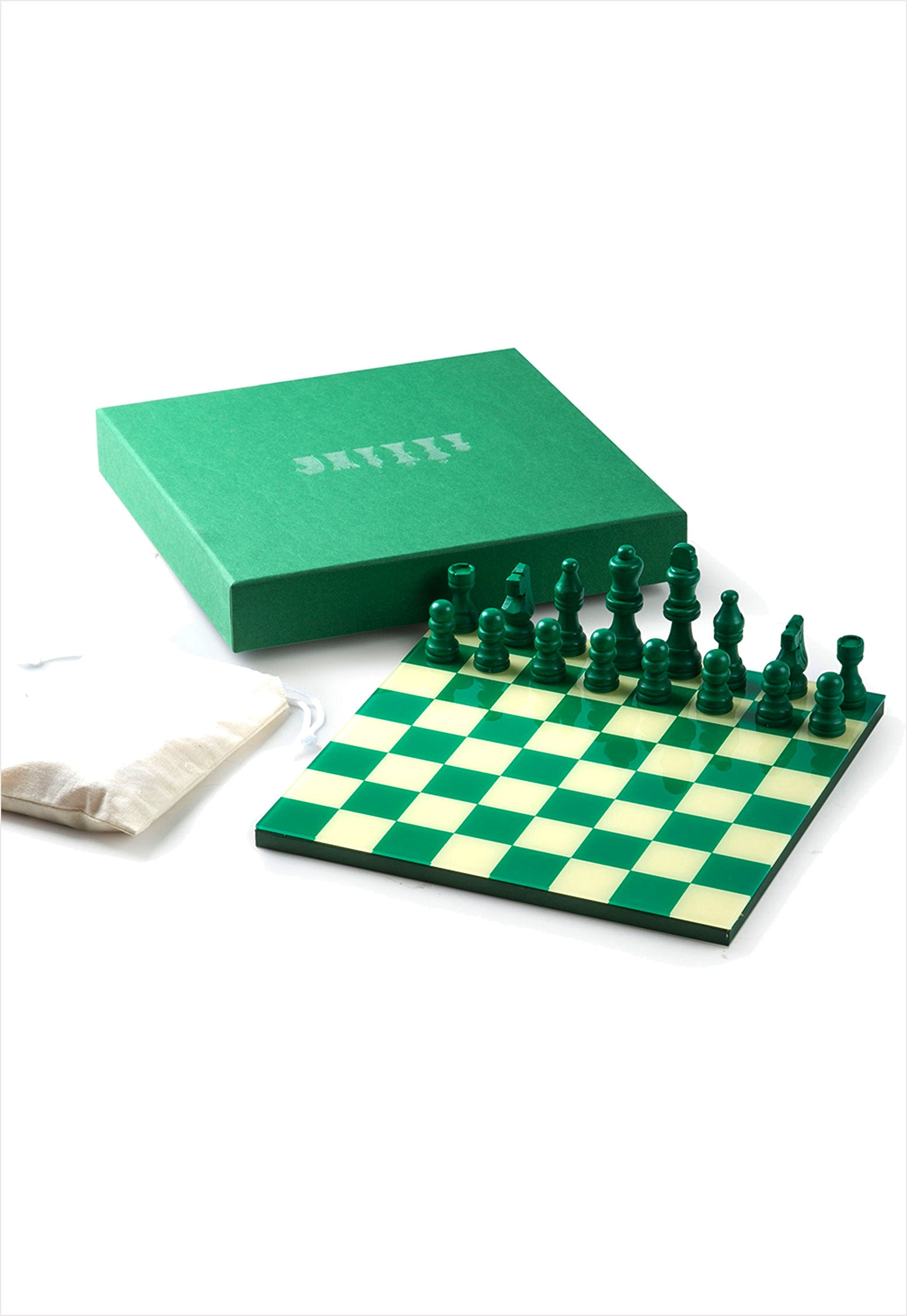 Superieur Chess Coffee Table Game