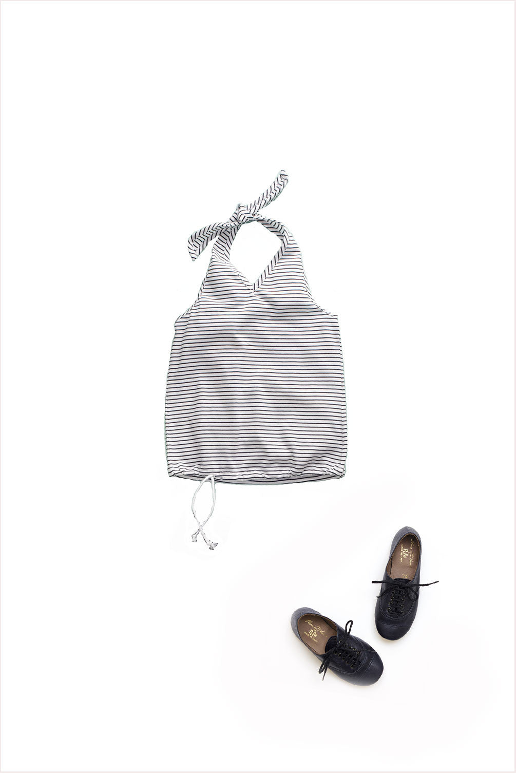 Sailor Stripe Halter