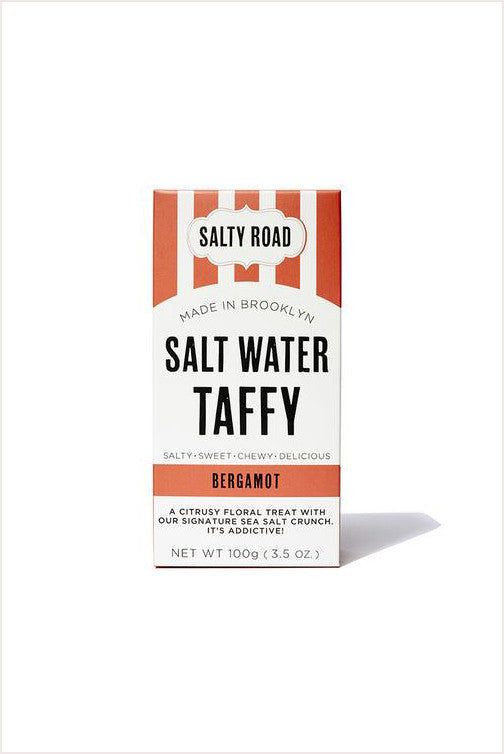 Bergamot Salt Water Taffy