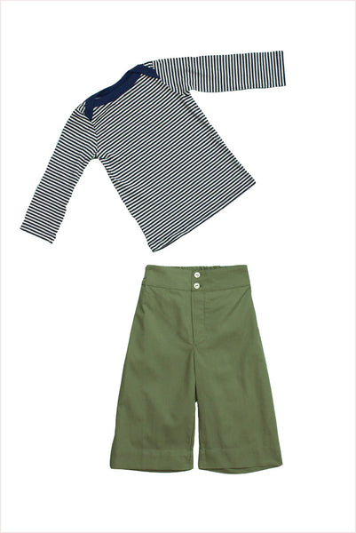 Scout Pant Moss