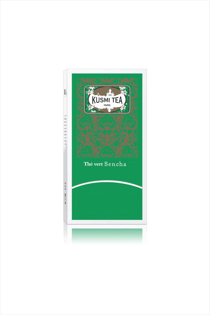 Sencha Organic Blend Tea Envelope Box