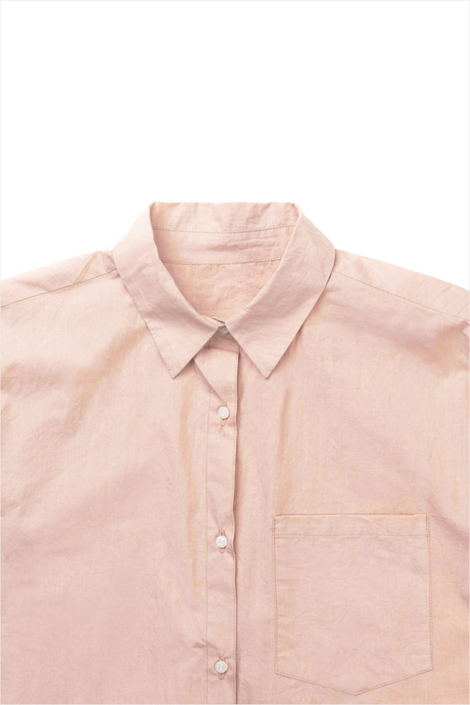 AIAYU Shirt Essential Poplin Brush