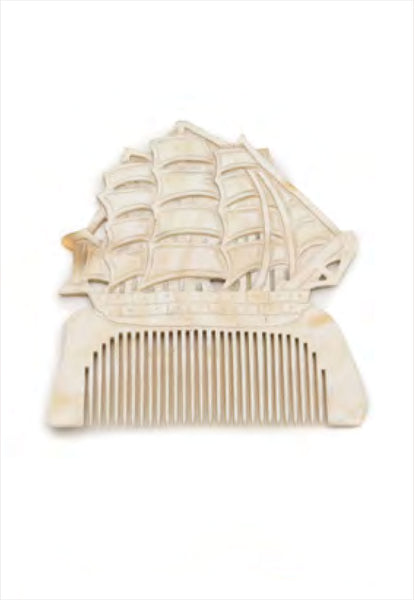 Siren Song Ship Comb