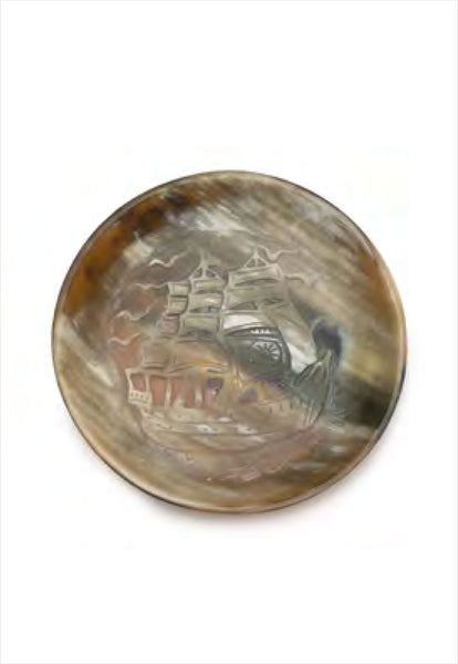 Siren Song Ship Dish