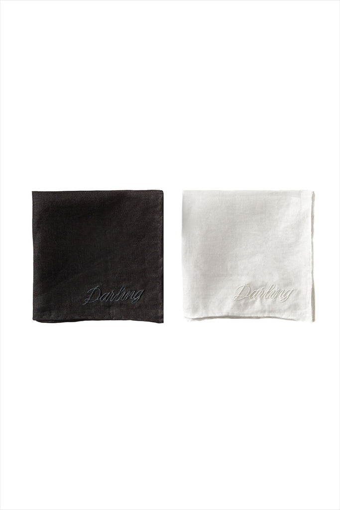Darling Handkerchief Set