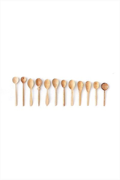 Small Wooden Spoon