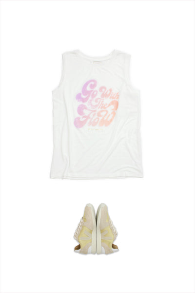 Go With The Flow Chakra Tank