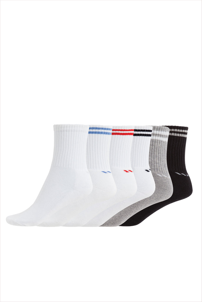 Striped Sport Socks