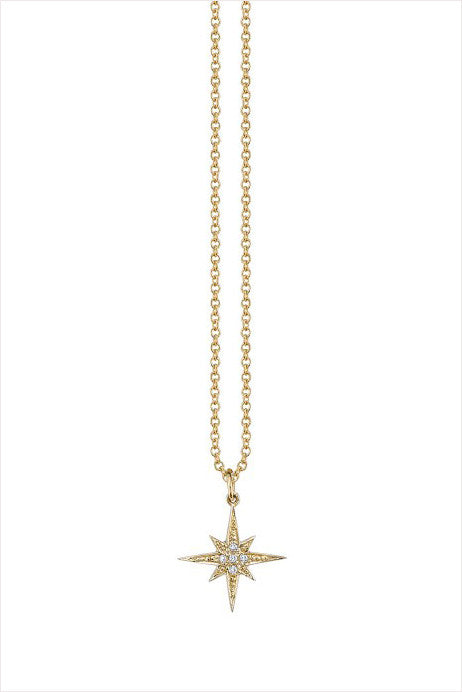 Small Starburst Necklace
