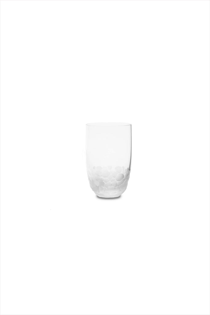 Ottilie Glass Tall Clear
